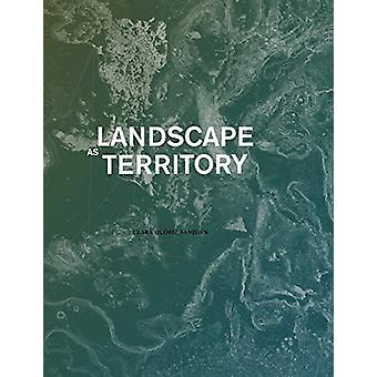 Landscape as Territory - A Cartographic Design Project by Olo&#769