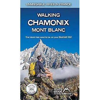 Walking Chamonix Mont Blanc - Real IGN Maps 1 -25 -000 by Andrew McClug
