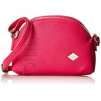 Oilily Airy Shoulderbag Shz 1 - Women Pink Shoulder Bags (Pink)) 6.0x15.0x20.0 cm (B x H T)