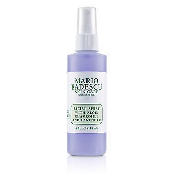 Facial spray with aloe, chamomile & lavender 225343 118ml/4oz
