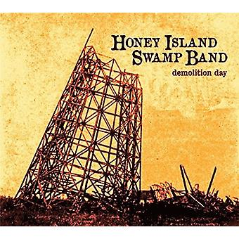 Honey Island Swamp Band - Demolition Day [CD] USA import