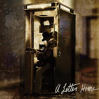 Neil Young - Letter Home [Vinyl] USA import