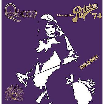 Queen - Live at the Rainbow [CD] USA import