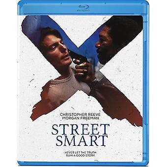 Street Smart [BLU-RAY] USA import