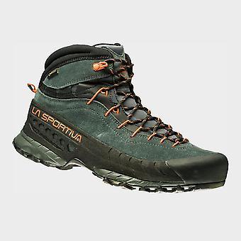 La Sportiva Men's TX4 Mid GTX® Walking Boots Dark Grey
