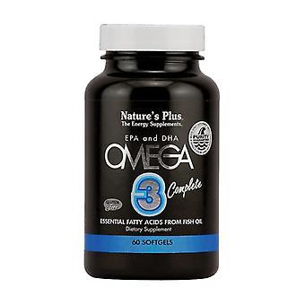 Omega 3 Complex (Epa Forte) 60 softgels