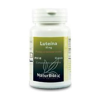 Lutein 60 capsules of 10mg