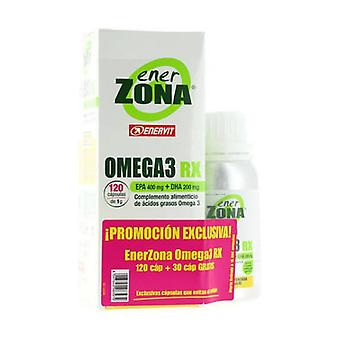 Omega 3 Rx Pack 120 + 30 capsules of 1000 mg