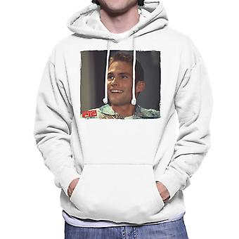 American Pie Stifler Smiling Men's Hooded Sweatshirt