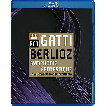 Berlioz: Symphonie Fantastique [Blu-ray] USA import