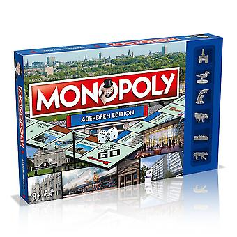 Aberdeen Monopoly Board Game