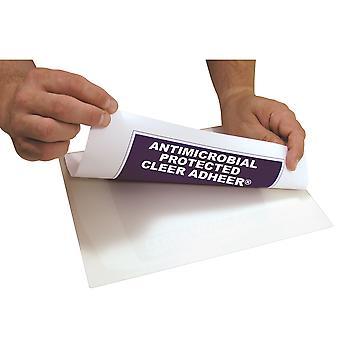 65009, Película de laminado Cleer Adheer con protección antimicrobiana, 50/BX, 65009