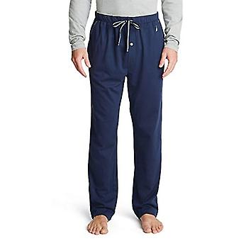 Nautica Men's Sticka Sleep Pant, Marinen, Liten