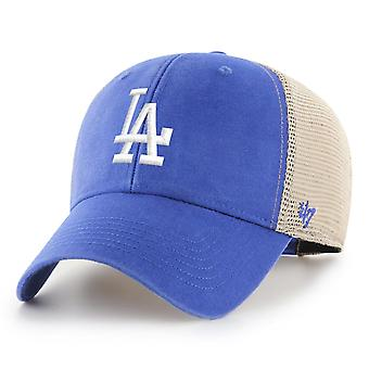 47 Brand Trucker Cap - FLAGSHIP Los Angeles Dodgers royal