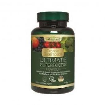 Natures Aid - Org Ultimate Superfoods Powder 150 g