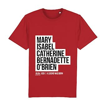 Mary isabel catherine bernadette o'brien -  aka dusty springfield - t-shirt