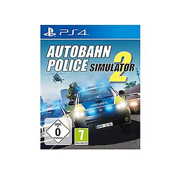 Autobahn Police Simulator 2 PS4 spill