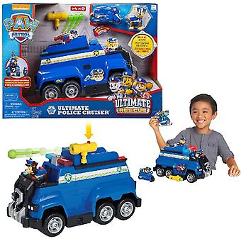 Paw Patrol - Ultimate Police Rescue Cruiser Kids Toy