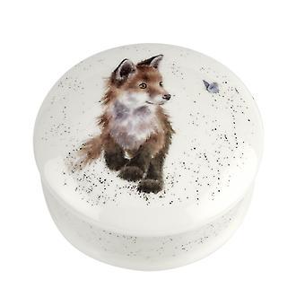 Wrendale Designs Fox Trinket Jar