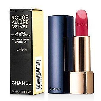 Rouge Allure Velvet - # 43 La Favorite 3.5g or 0.12oz