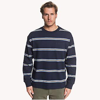 Quiksilver Barrel Way L/S T-Shirt - Sky Captain