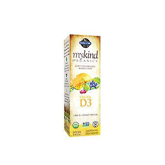 Garden of Life mykind Organics Vegaaninen D3 Spray, 2 Oz