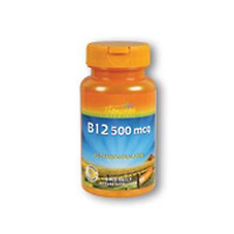 Thompson Vitamin B-12, 1000 MCG, 30 Lozenge