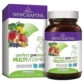 New Chapter Perfect Prenatal Multivitamin, 96 tabs