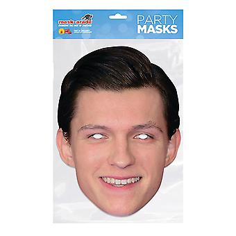 Mask-arade Tom Holland Party Mask