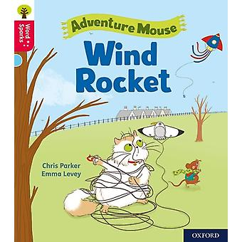 Oxford Reading Tree Word Sparks Level 4 Wind Rocket by Chris Parker & Illustrated by Emma Levey