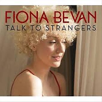 Fiona Bevan - Talk To Strangers Vinyl