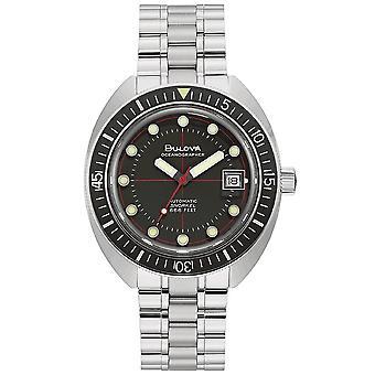 Bulova - Armbandsur - Män - OCEANOGRAF - 96B344