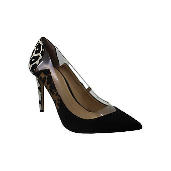 INC International Concepts Womens khione Fabric Pointed Toe Classic Pumps