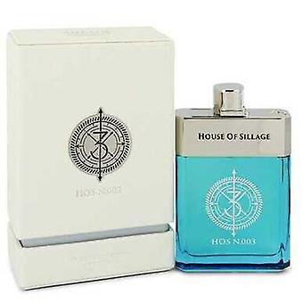 Hos N.003 By House Of Sillage Eau De Parfum Spray 2.5 Oz (men) V728-546044