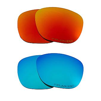 Polarized Replacement Lenses for Oakley Enduro Sunglasses Anti-Scratch Anti-Glare UV400 by SeekOptics