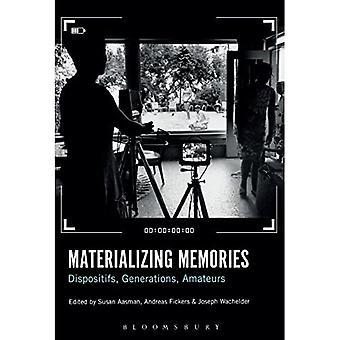 Materialiserende herinneringen: dispositifs, generaties, amateurs