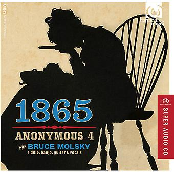 Anonymous 4 / Molsky - 1865 Songs of Hope & Home From the American Civil [SACD] USA import