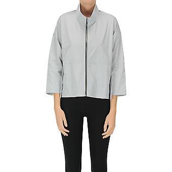 Joseph Ribkoff Ezgl414015 Women's Grey Polyester Outerwear Jacket