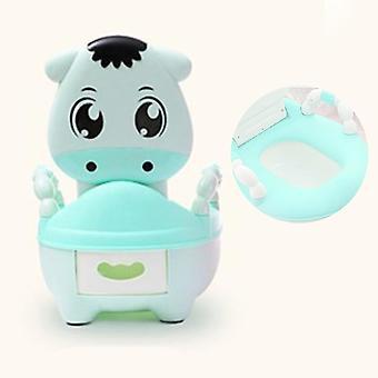 Baby Potty Seat, bärbara multifunktionella resestolkrukor