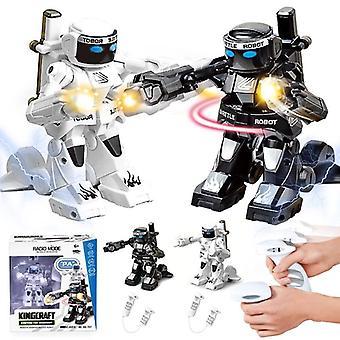 Body Sense Battle Remote Control Robot - Rc Intelligent Combat