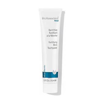 Strong mint flavor toothpaste 75 ml