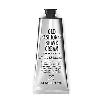 Old Fashioned Shaving Cream - Tube None