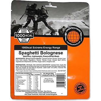 Ekspedition Foods Spaghetti Bolognese - 1000kcal