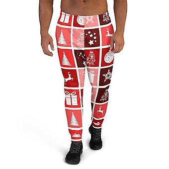 Mannen's Christmas Joggers