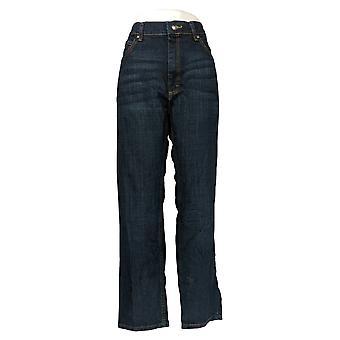 Lee Men's Straight Jeans 38x32 Regular Straight Leg Blue