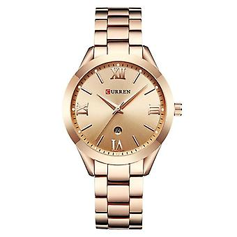 Gold Watch Women-steel Bracelet Watches Female Clock Relogio Feminino Montre