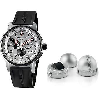 Momo design watch pilot pro chrono quarzo md2164ss-31