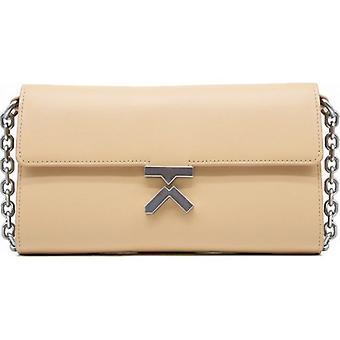 Kenzo K Logo Small Leather Crossbody Bag