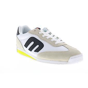 Etnies Lo Cut CB  Mens White Skate Inspired Sneakers Shoes