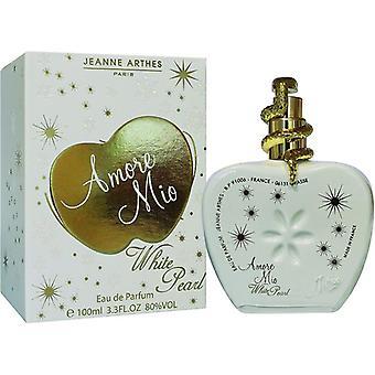 Jeanne Arthes Amore Mio White Pearl Eau de Parfum 100ml Spray